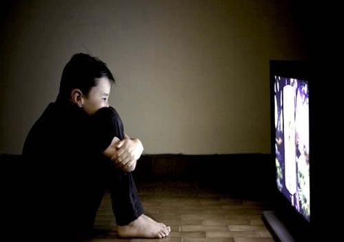 television-niños